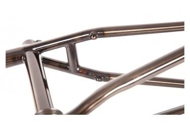 Cadre BMX S and M BTM Noir