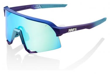 Gafas 100% S3 purple blue UV catégorie 2