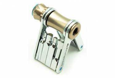 Hikoki Co2 Folding Multi Tool Silver