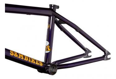 Cadre BMX S and M Whammo V2 Violet