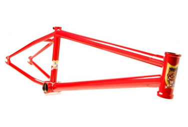 Cadre BMX S and M NBD Rouge