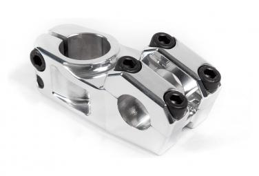 Potence BMX Top Load S and M Race XLT Argent