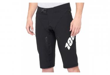 Pantalón corto 100% R-Core X Negro