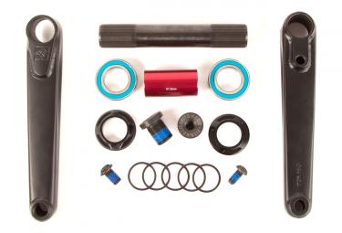 Pédalier BMX Fit Bike Co Blunt 24 mm Noir