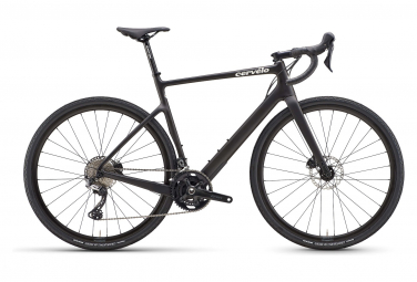 Gravelbike Cervélo Aspero Shimano GRX 600 11F 700 mm Satin Black 2021