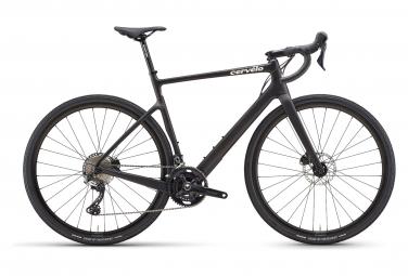 Gravel Bike Cervélo Aspero Shimano GRX 600 11V 700 mm Noir Satin 2021