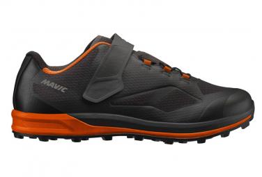Scarpe MTB Mavic XA Elite II Nero / Arancione