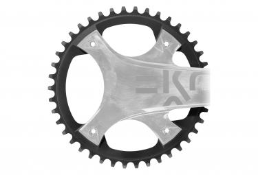 Plato Campagnolo Ekar BCD123mm 13 Velocidades Negro