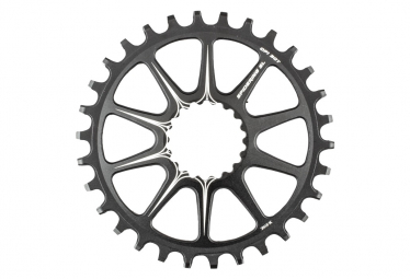 Cannondale X-Sync Direct Mount Hollowgram Chainring Black