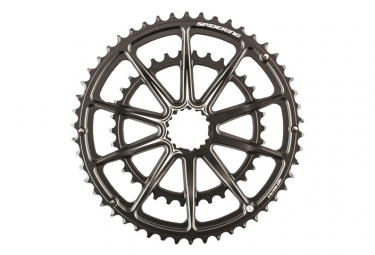 Cannondale OPI Direct Mount Hollowgram Black Chainrings