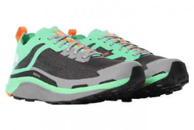 Chaussures de Trail The North Face Vectiv Infinite Vert / Gris