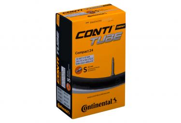 Chambre à Air Continental Compact 24'' Presta 42 mm