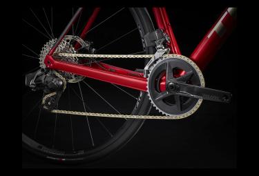 Trek Domane SL 6 eTap 2022 Rennrad Crimson Red / Black