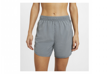 Short Femme Nike Tempo Luxe Gris