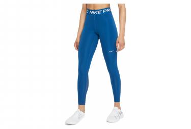 Collant Long Femme Nike Pro 365 Bleu