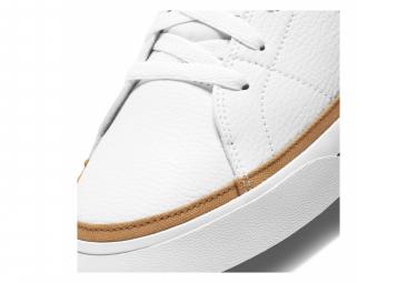 Chaussures Nike Court Legacy Blanc / Noir / Marron