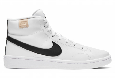 Chaussures Nike Court Royale 2 Mid Noir / Blanc