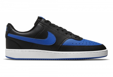 Chaussures Nike Court Vision Low Noir / Blanc