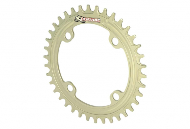 Renthal chainring 1XR 104 mm 9-10-11-12S Gold