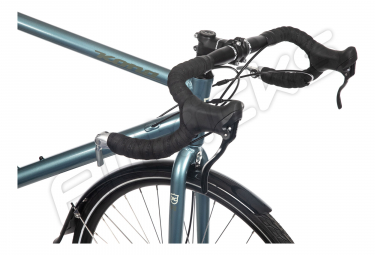 Vélo de Voyage Kona Sutra AL SE Shimano Sora/Deore 9V 700 mm Bleu Dragonfly 2021