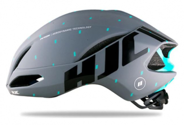 HJC Furion Mt Pattern Aero Helm Grau / Grau