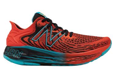 Chaussures de Running Femme New Balance Fresh Foam X 1080 V11 London Orange / Bleu