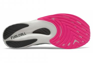 Chaussures de Running Femme New Balance FuelCell RC Elite V2 Bleu / Rose
