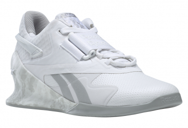 Chaussures d'Haltérophilie Femme Reebok Legacy Lifter II  Blanc