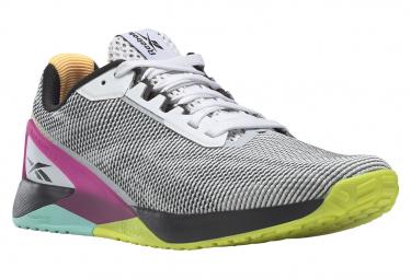 Chaussures de Cross Training Femme Reebok Nano X1 Grit Gris / Multi-couleur