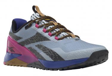 Chaussures de Cross Training Femme Reebok Nano X1 TR Adventure Bleu / Rose