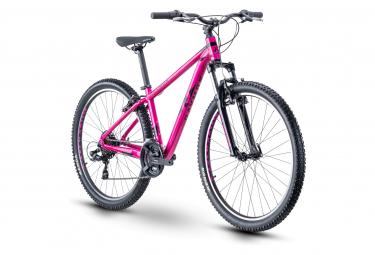 R Raymon SevenRay 1.0 Hardtail MTB Shimano Tourney 7F 27.5'' Pink / Schwarz 2021