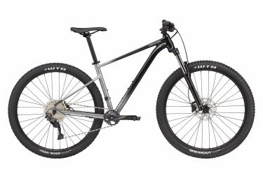 Hardtail MTB Cannondale Trail SE 4 Shimano Deore 10S 29'' Grau