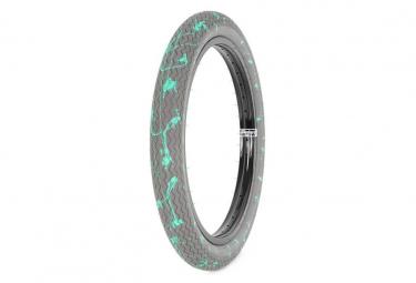 BMX Subrosa Sawtooth 20'' Tyre Grey/Green