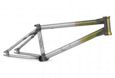 Cadre BMX Subrosa Rose Gris / Vert
