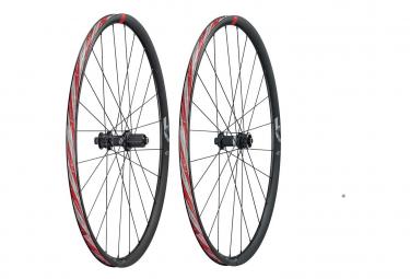 Juego de ruedas de carretera Fulcrum Racing 6 DB   12x100 - 12x142mm   Negro 2022