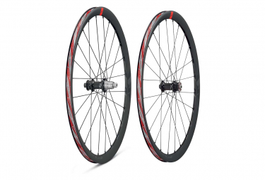 Fulcrum Racing 4 DB Road Wheelset   12x100 - 12x142mm   Black 2022