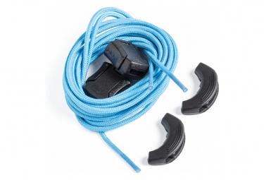 Kit di accessori Speed Lace Crankbrothers Azzurro