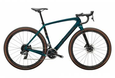 Gravel Bike Trek Checkpoint SL 7 Sram Force eTAP AXS Aquatic Blue / Carbon Black 2022