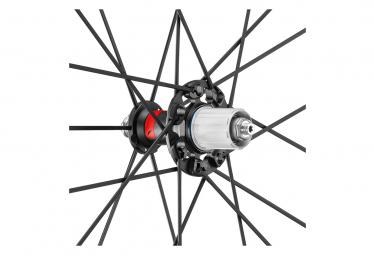 Paire de Roues Fulcrum Racing Zero 2WF 700 mm | 9x100 - 9x130 mm | Patins | 2022