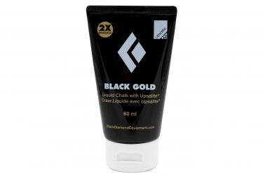 Tiza De Oro Negro Líquido De Diamante Negro 60Ml