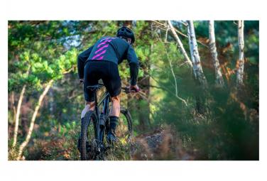 Muc-Off Riders Long Sleeve Jersey Dark Grey
