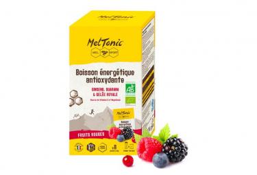 Boisson énergétique Meltonic Antioxydant Bio Fruits Rouges 8 sachets 35g