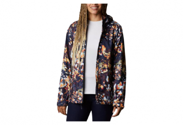 Chaqueta impermeable Columbia Inner Limits II azul mujer