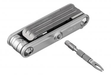Topeak Tubi 11 Silver Multi-Tool (11 Functions)