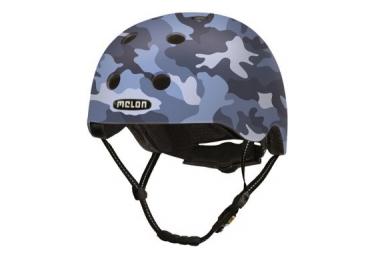 Casque MELON All Stars - Camouflage Blue (matte)