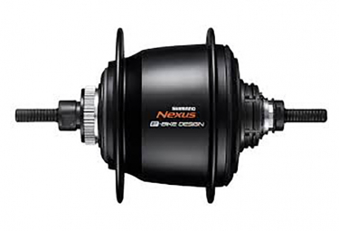 Moyeu arrière Shimano nexus sg-c7000 e-bike 32H 135x187 mm 5v