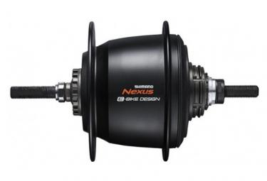 Moyeu arrière frein rétropédalage Shimano nexus sg-c7000 e-bike 32H 135x187 mm 5v