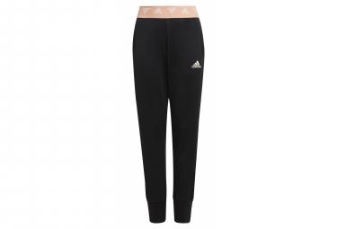 Pantalon fille adidas AEROREADY Up2Move Cotton Touch Training Tapered-Leg