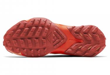 Chaussures de Trail Nike Air Zoom Terra Kiger 7 Orange / Rouge