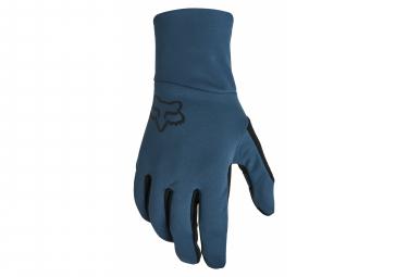 Gants Fox Ranger Fire Bleu
